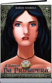 Capa de A Rainha da Primavera
