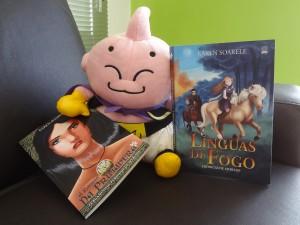 A Rainha da Primavera e Línguas de Fogo.