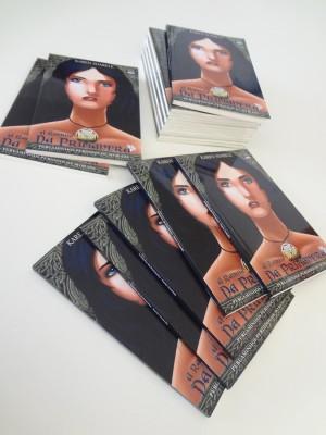 Exemplares da 1ª Edição de A Rainha da Primavera.